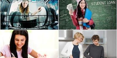 Teen Life Skills: Organization