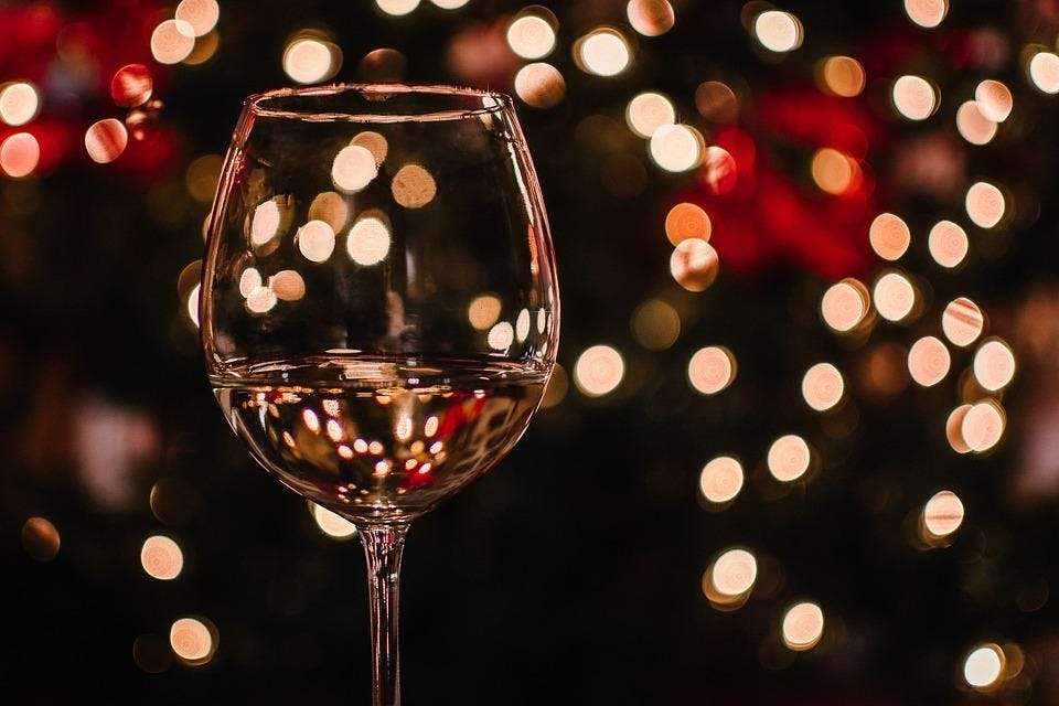 Christmas drinks for business owners and free