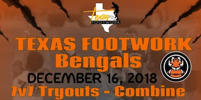 Texas Footwork 7v7 Tryouts & Combine