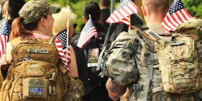 GratitudeAmerica Ruck March for Veterans