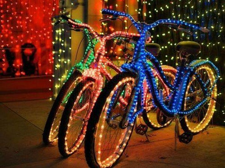 9th Annual Alexandria Holiday Lights Ride image