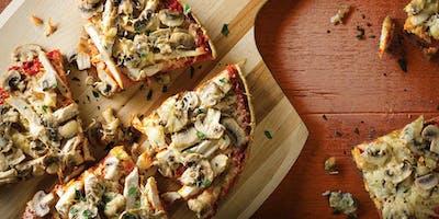 Take-and-Bake Alternative Crust Pizza Workshop