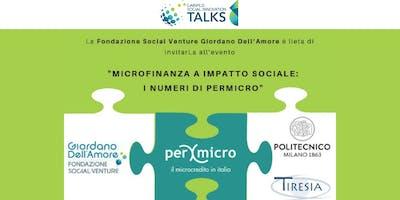 Microfinanza a impatto sociale: i numeri di PerMicro