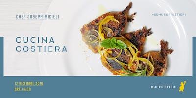 """Corso """"Cucina Costiera"""" - Chef Joseph Micieli"""