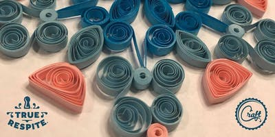 Paper Quilling with Crafter's Yoga