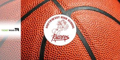 Southwest vs O.D. Wyatt Varsity Basketball (Boys)