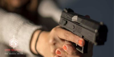 WOMEN ONLY - 3 Hour CCW Renewal Course (Wednesday Evening)