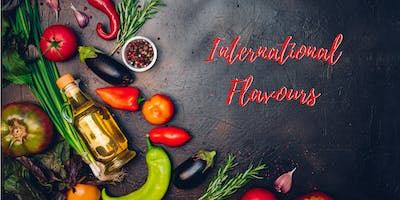International Flavours: Explore the Culinary Globe
