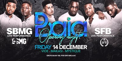 BAIA • Opening Night • SBMG & SFB Live