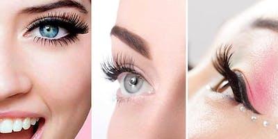 Eyelash Extension Training/Class