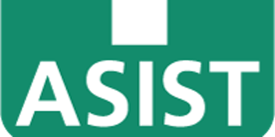 ASIST - Applied Suicide Intervention Skills Training: March 26th and 27th, 2019