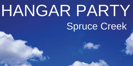 ABS Spruce Creek Hangar Party tickets