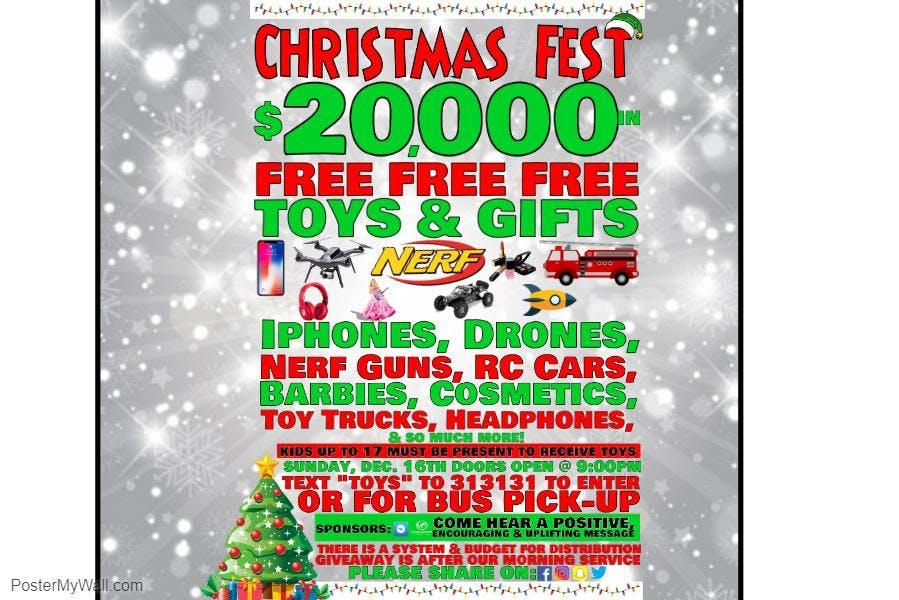 Christmas Fest 2018