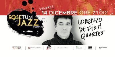 Lorenzo De Finti-Rosetum Jazz Festival