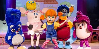 """Desconto para espetáculo infantil \""""O Diário de Mika: O Mundo É Novo para Mim\"""" no Teatro Dr. Botica"""