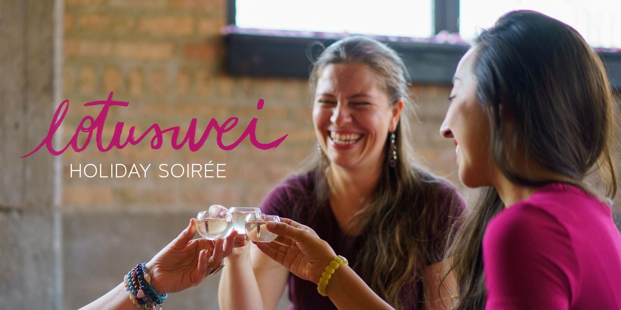 LOTUSWEI Holiday Soiree