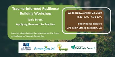 Trauma-Informed, Resilience Building Workshop