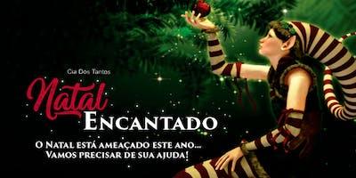 Desconto! Natal Encantado no Teatro Dr. Botica (Shopping Metrô Tatuapé)