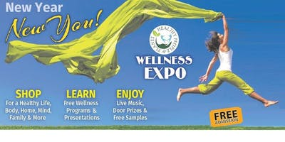 New Year, New You! Wellness Expo 2019