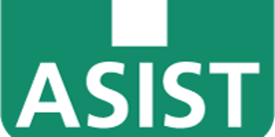 ASIST - Applied Suicide Intervention Skills Training: June 11th and 12th, 2019