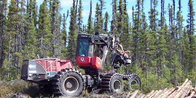 Formation du SPFSQ: Contrat de service pour la récolte de bois et la vente d'un droit de coupe