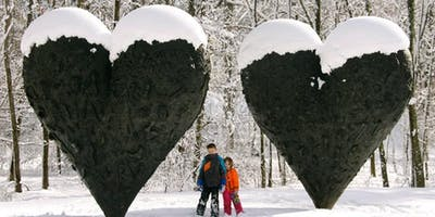 CANCELLED - Snowshoe Tours in the Sculpture Park - Jan. 19, 1-2:30 pm