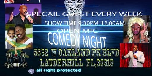 The Saturdays comedy/talent showcase