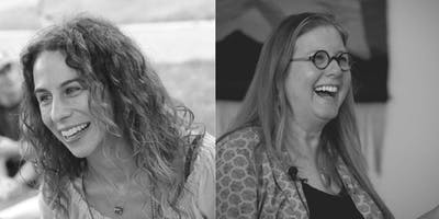 Marci Vogel and Janet Fitch