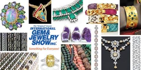 The International Gem & Jewelry Show - San Mateo, CA tickets