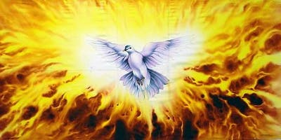 Holy Spirit Over Flow