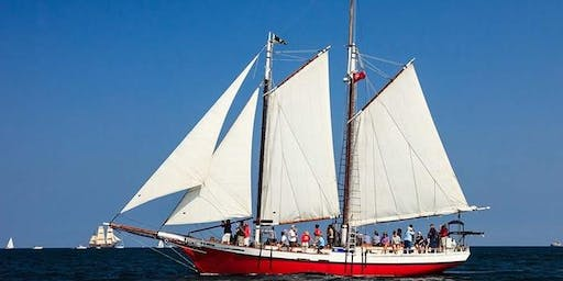 Parade of Sail and Sail Away Tickets