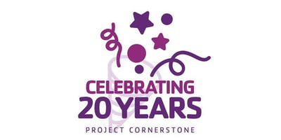 2019 Project Cornerstone Asset Champions Awards Breakfast: Celebrating 20 Years of Project Cornerstone