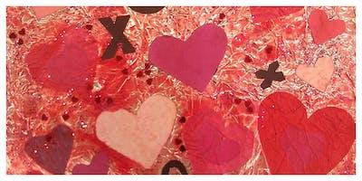 Valentine's Day Gift Making (3-6 Years)