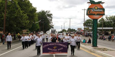 56th Orangevale Town Fair Parade