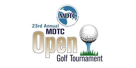 23rd Annual Open Golf Tournament tickets