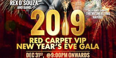 Bollywood Shake VIP Red Carpet New Year\