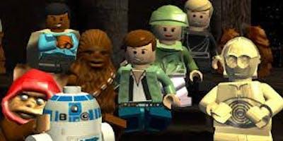 CANCELLED Fun, Social, LEGO Workshop-Star War's Theme