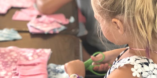 Fashion Design Camp! (Summer Camp, 5 - 14 years old)