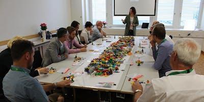 Optimiere jetzt Deine Feedbackgespräche mit der LEGO Serious Play Methode!