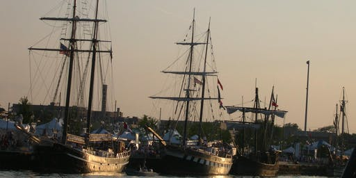 Kenosha Tall Ships® 2019 Festival Admission Tickets
