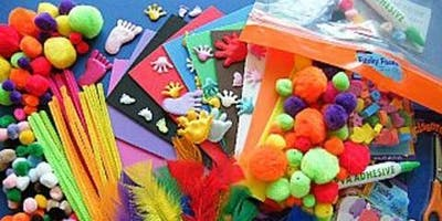 Craft-a-palooza (All Ages) FREE @ Waverley Library Multiple events