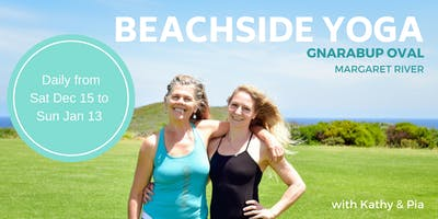Beachside Yoga @ Gnarabup Oval