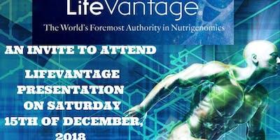LifeVantage Presentation