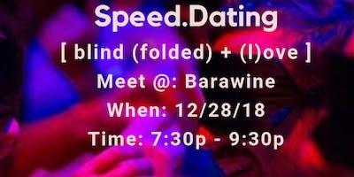 Love speed dating