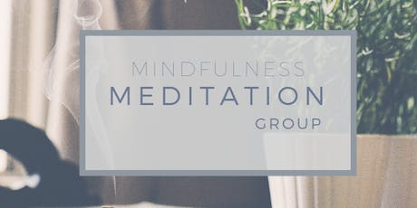 Mindfulness Meditation Group 2019 tickets