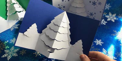 Create your own Holiday Pop-Up Cards