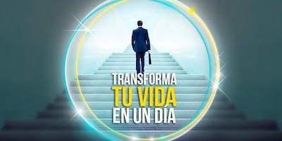 Transforma tu Vida en un día !