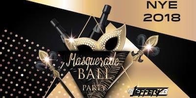 DJ JEFFERYB's Parisian nights Masquerade Ball
