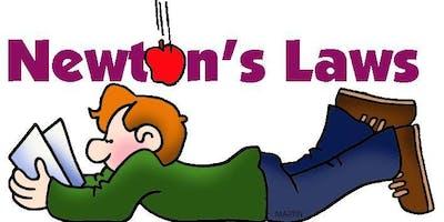 Newton in a Nutshell (Grades 1-5)