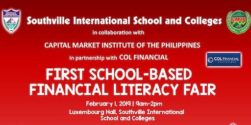 release info on e209f 20b45 Financial Literacy Fair